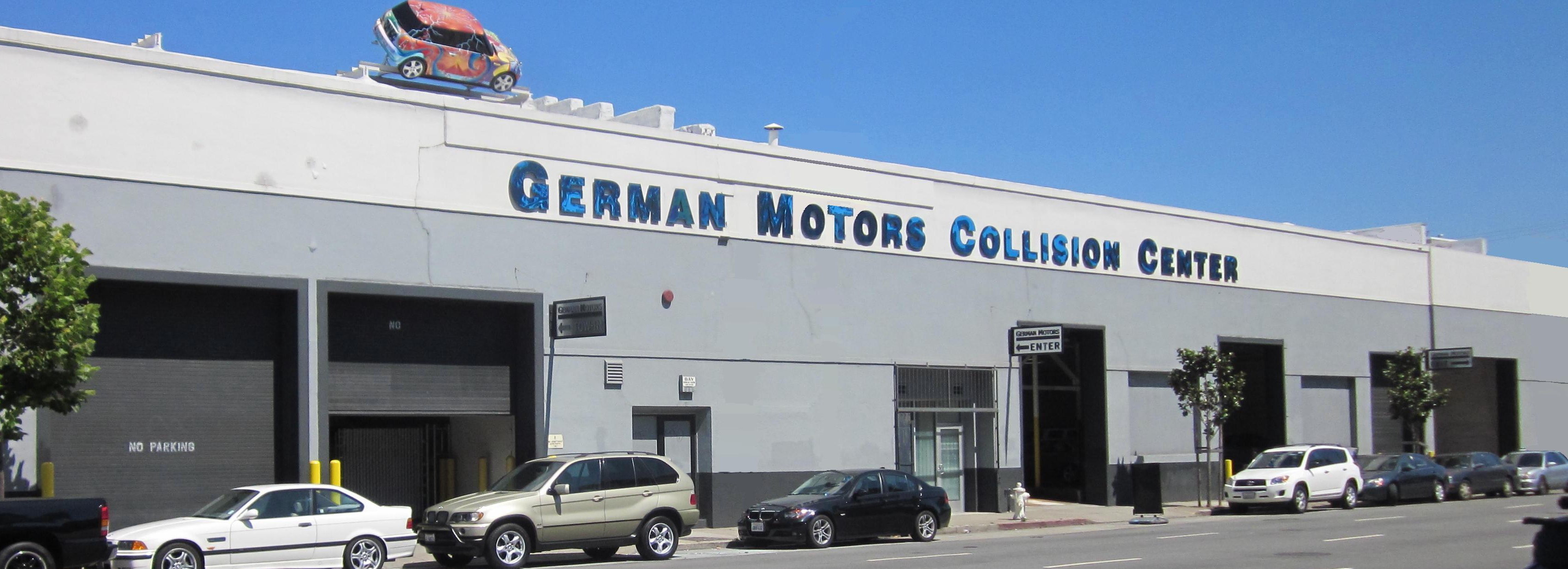Directions german motors collision center for German motors collision center marin street
