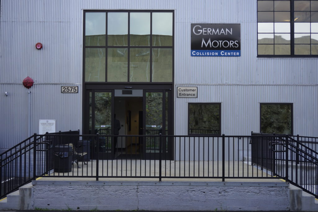 About us german motors collision center for German motors collision center marin street